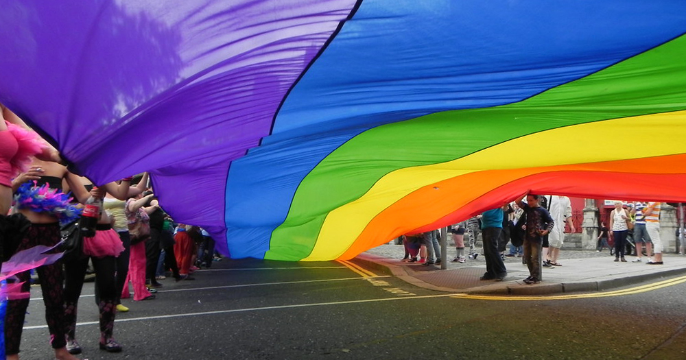 Irish Coast Guards investigating alleged transphobic incident at Dublin Pride 'as a matter of urgency'
