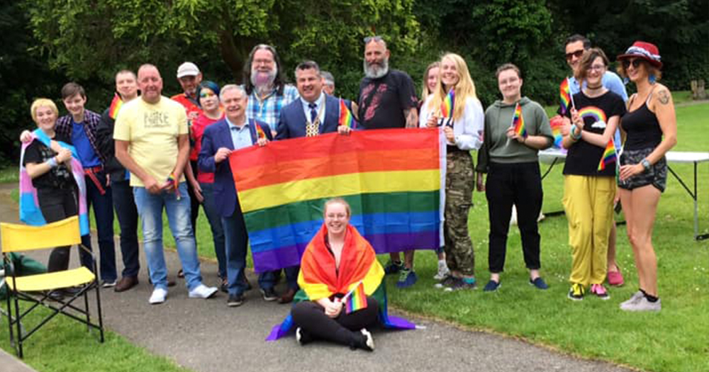 Wexford held its first ever Pride event