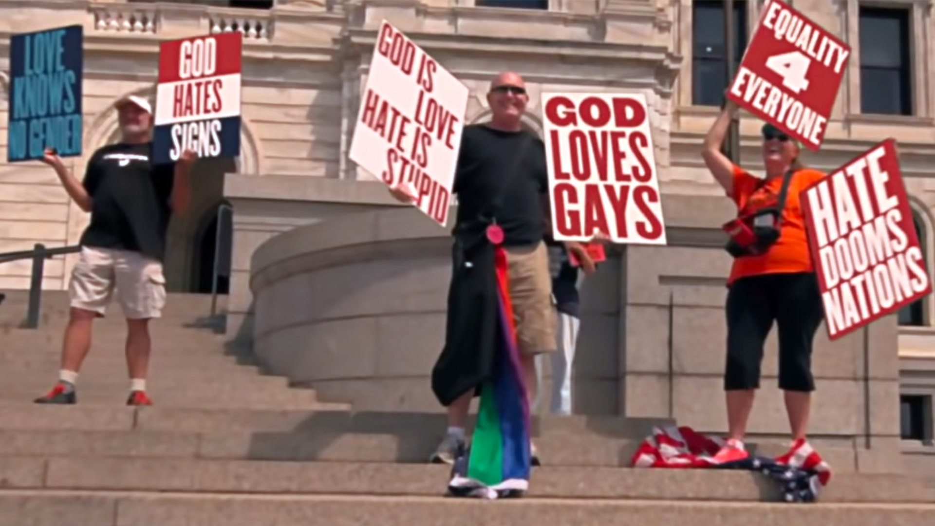 Banned preacher Steven Anderson deems Westboro Baptist Church for being 'too homophobic'