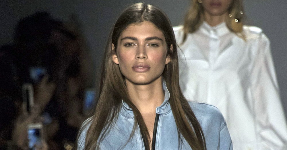 Victoria's Secret transgender model Valentina Sampaio