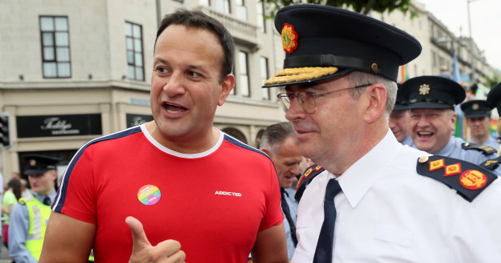 Calls for state apology over sacking of Garda for 'alleged homosexual activity'