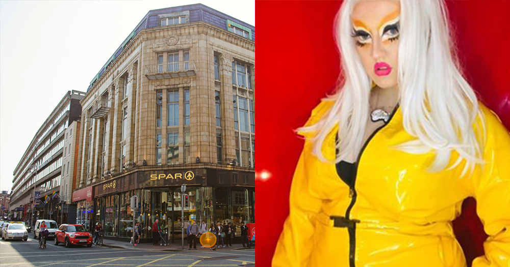 Picture of Gay Spar beside a photo of Nara Hope in a yellow jacket.