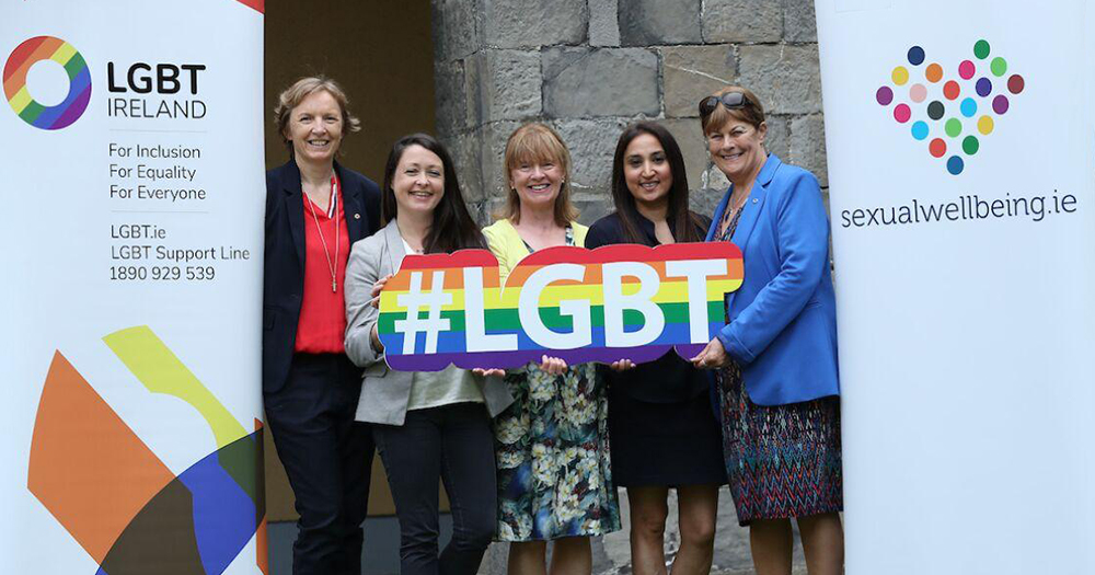 LGBT+ training programme for HSE staff launched