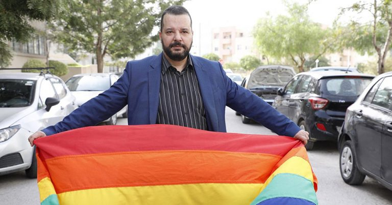 Meet the first openly gay presidential candidate in the Arab world