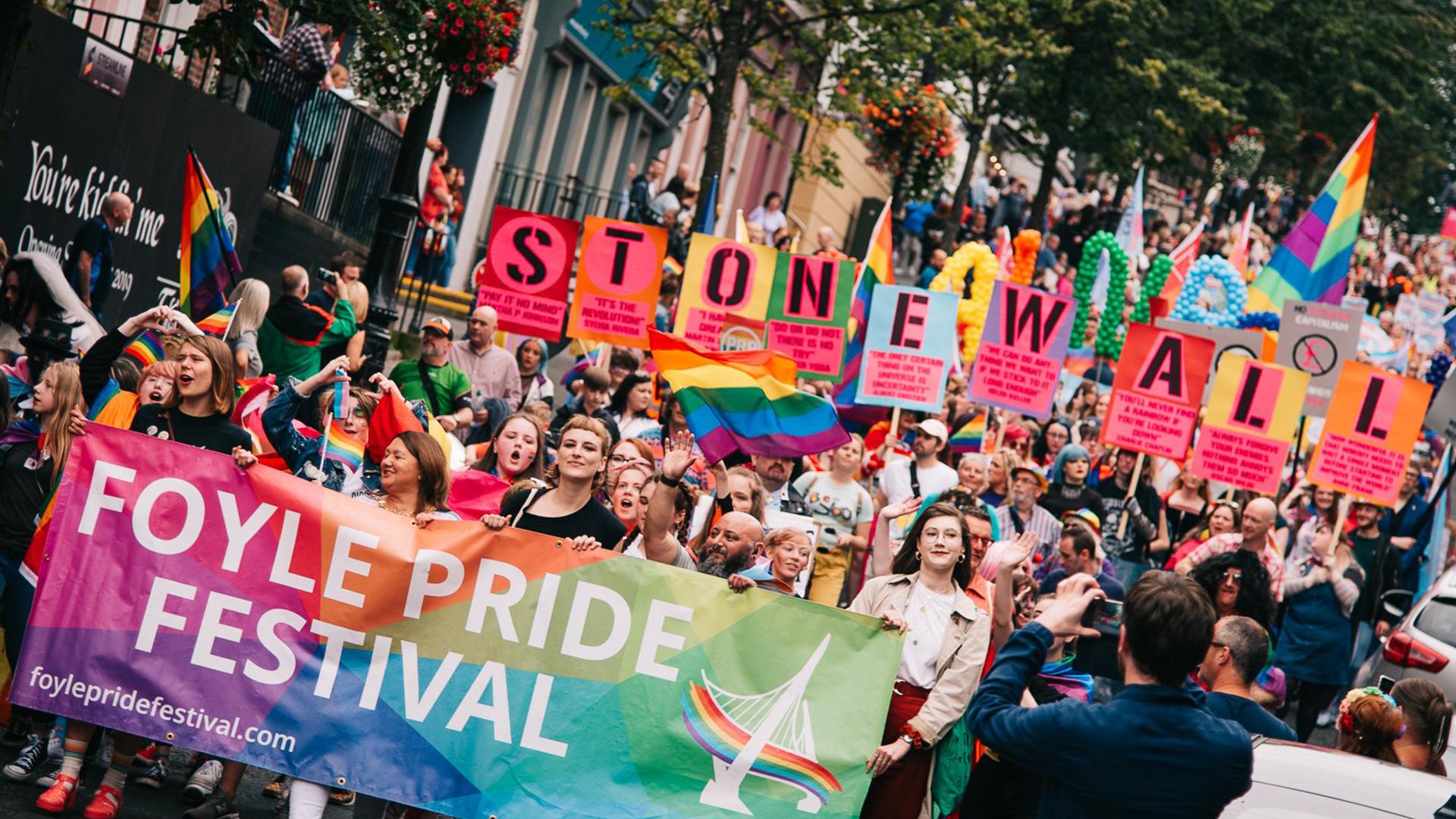 Foyle Pride 2019