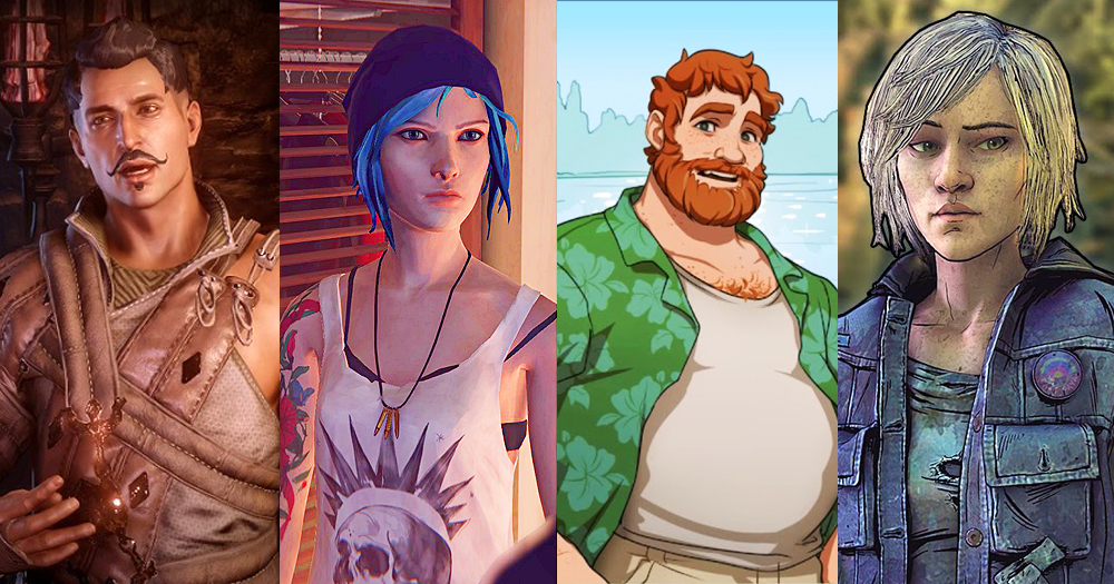 13 of the best queer characters from video games