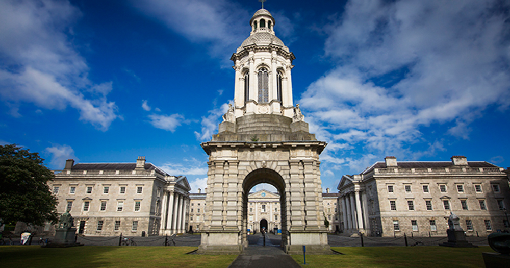 Buildings in the Trinity College Dublin campus