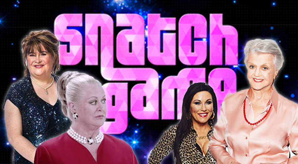 These are the celebrities we'd love to see impersonated on Drag Race UK's Snatch Game