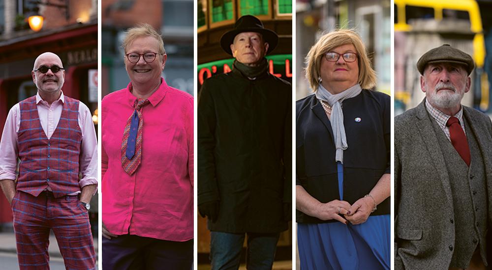 LGBT+ older Community