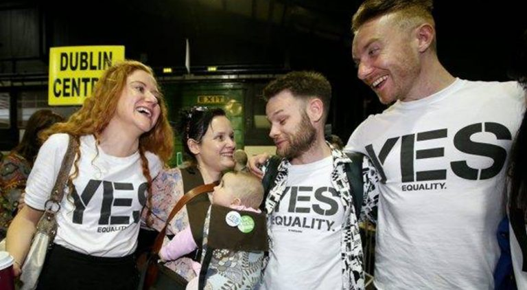 families marriage equality
