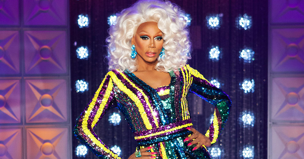 RuPaul on the main stage, what looks might be brought to RuPaul's Celebrity Drag Race?