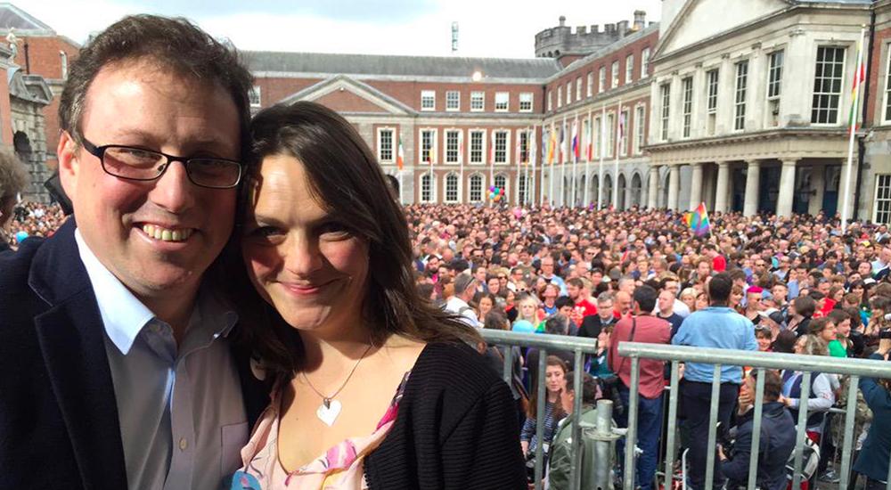 executive director HIV Ireland