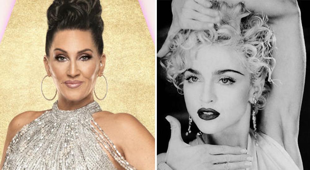 Michelle Visage Vogue Madonna
