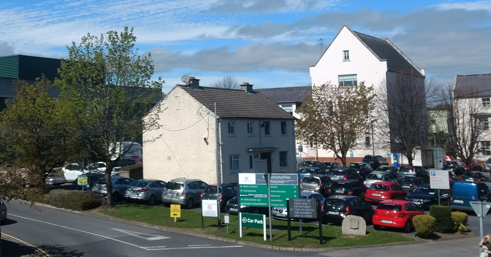 National Gender Service Loughlinstown building exterior