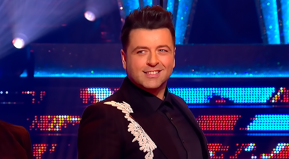Mark Feehily on Strictly