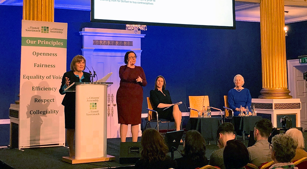 Citizens assembly on gender equality will look at its effects on the LGBT+ community