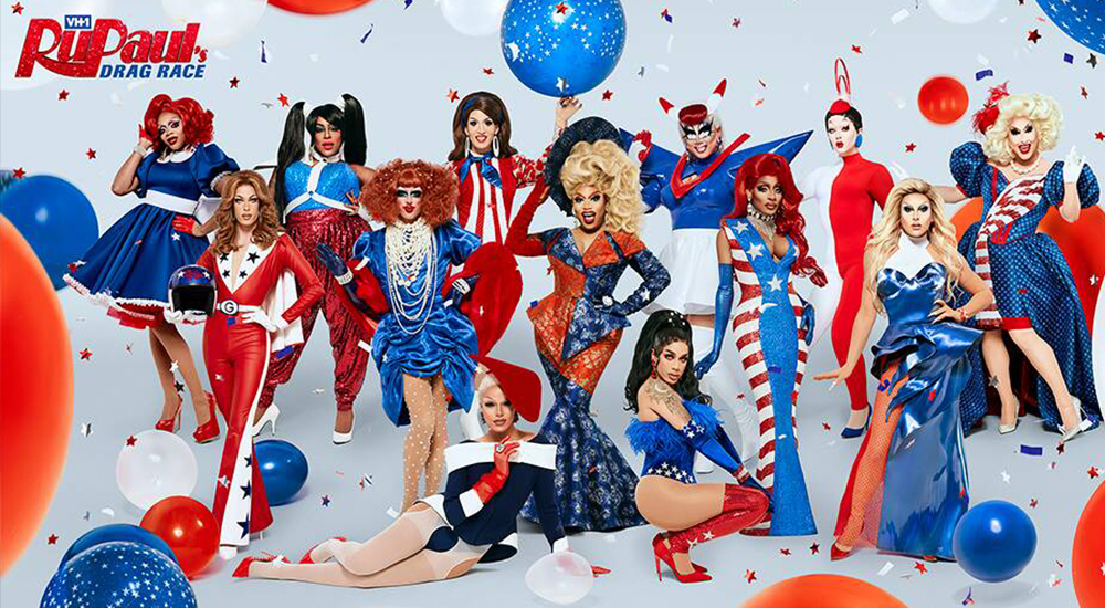 Cast of RuPaul's Drag Race season 12