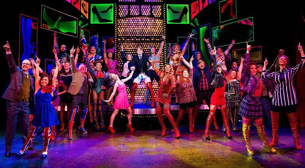 Kinky Boots to hold special screenings in cinemas across Ireland