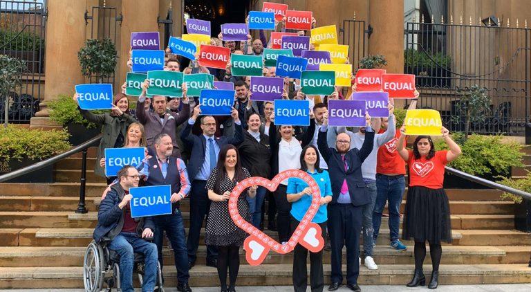 Northern Ireland same sex marriage