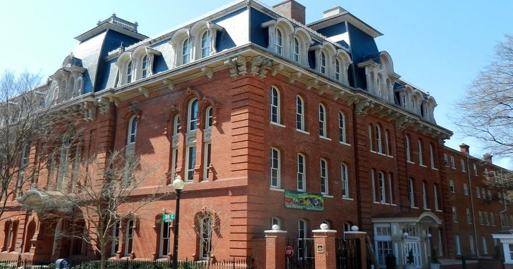 Georgetown Visitation Preparatory School in Washington DC