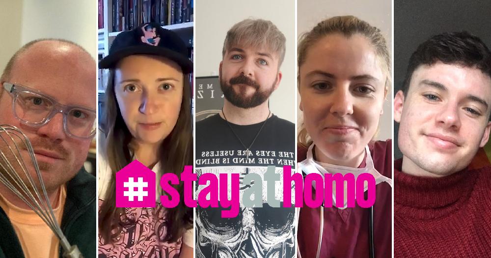 #StayAtHomo