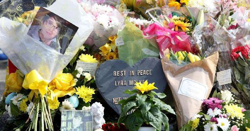 Lyra McKee online commemoration