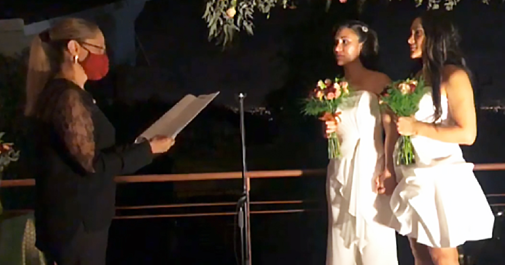 same-sex wedding Costa Rica