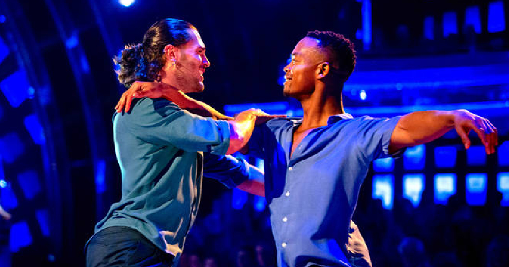 Strictly Come Dancing same-sex