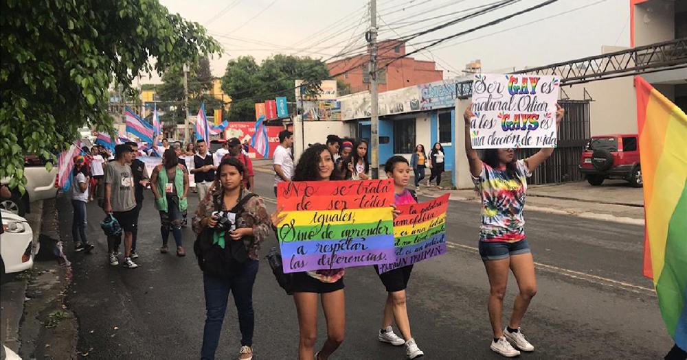 Trans women Honduras