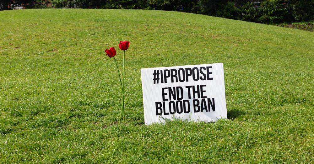 USI blood ban