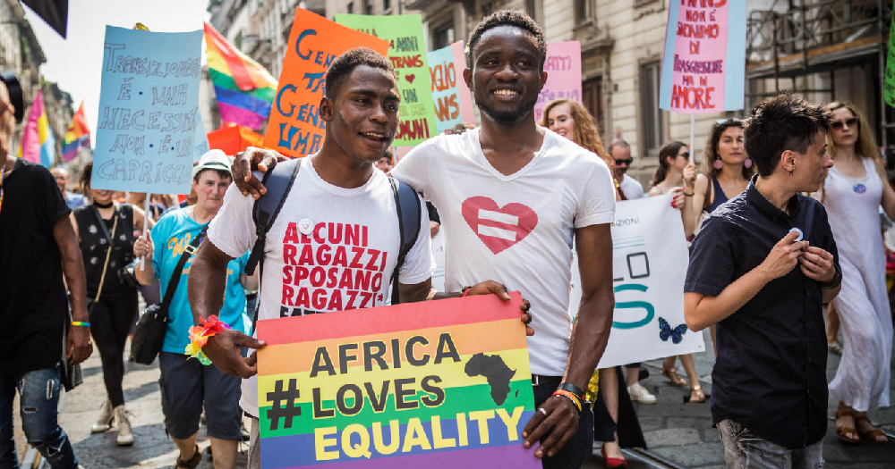 Gabon same-sex relations