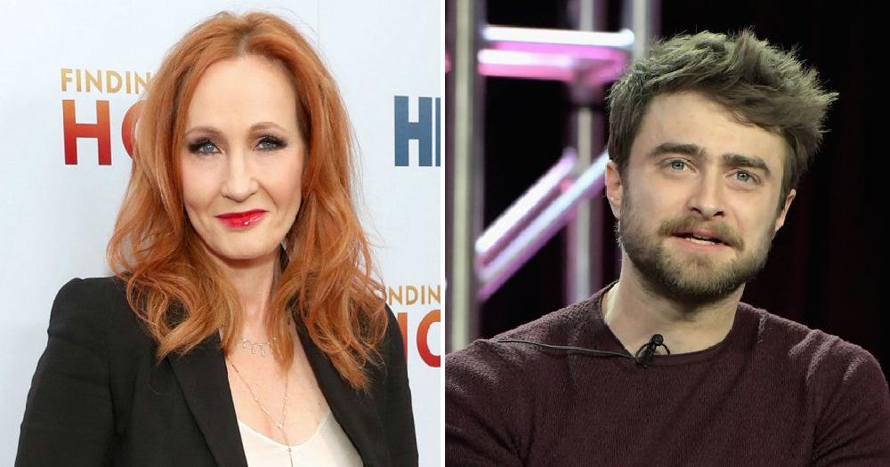 Daniel Radcliffe trans