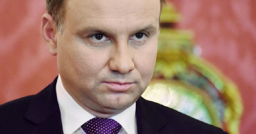 Polish president Duda LGBT+