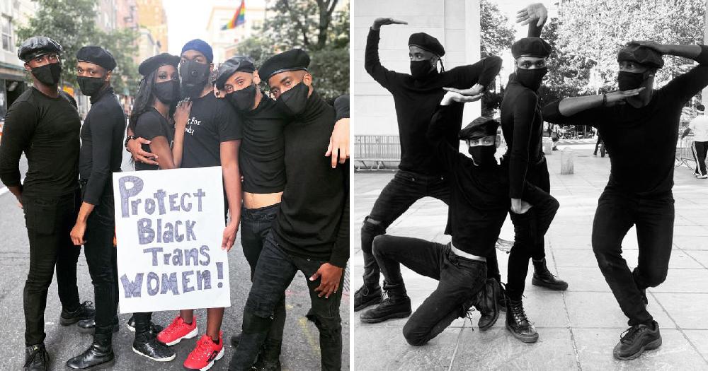 black-queer-trans-performers-vogue-black-lives-matter-jabari-taylor