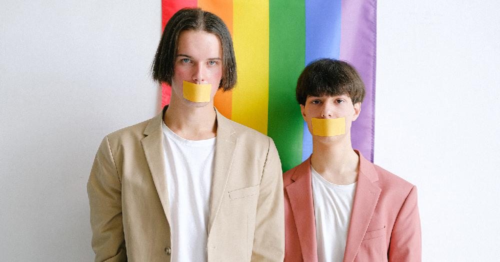 LGBT+ people seeking asylum