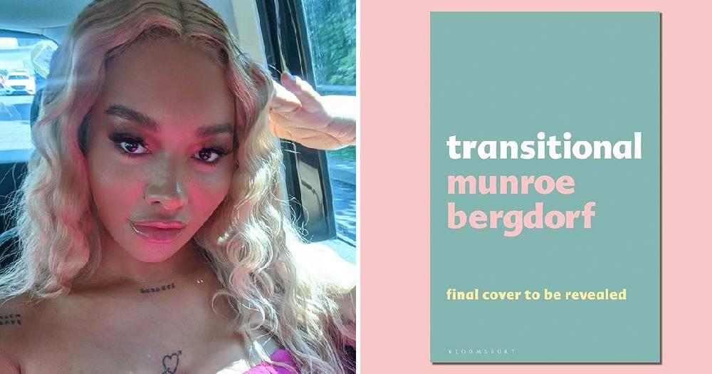 MUNROE BERGDORF BOOK