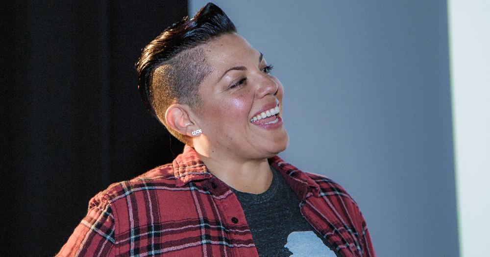 Sara Ramirez non binary