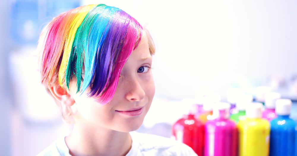 kids LGBT podcast