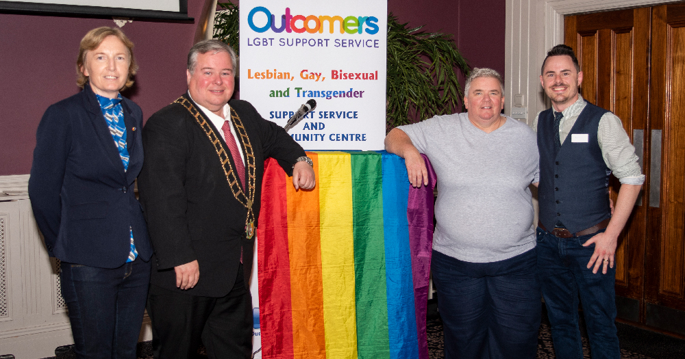 Outcomers Drogheda drop in service