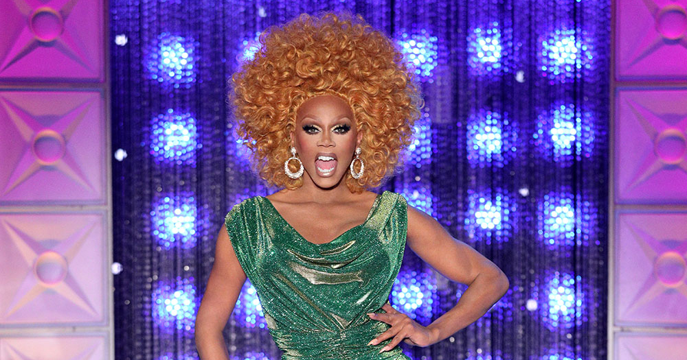 RuPaul on the set of Drag Race: The show announced they will soon include drag kings