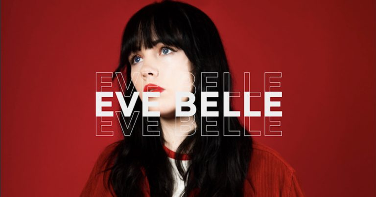 Irish singer Eve Belle