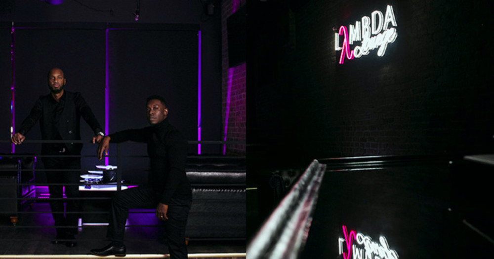 A gay couple open their own nightclub, making it the second Black owned LGBTQ+ bar in NYC