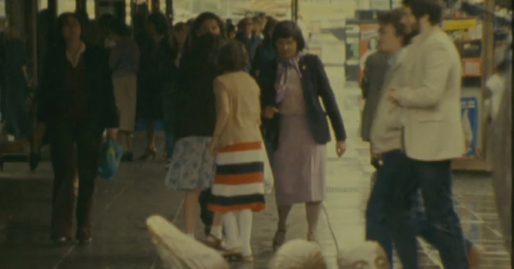 Friends of Eon still from RTE Archive