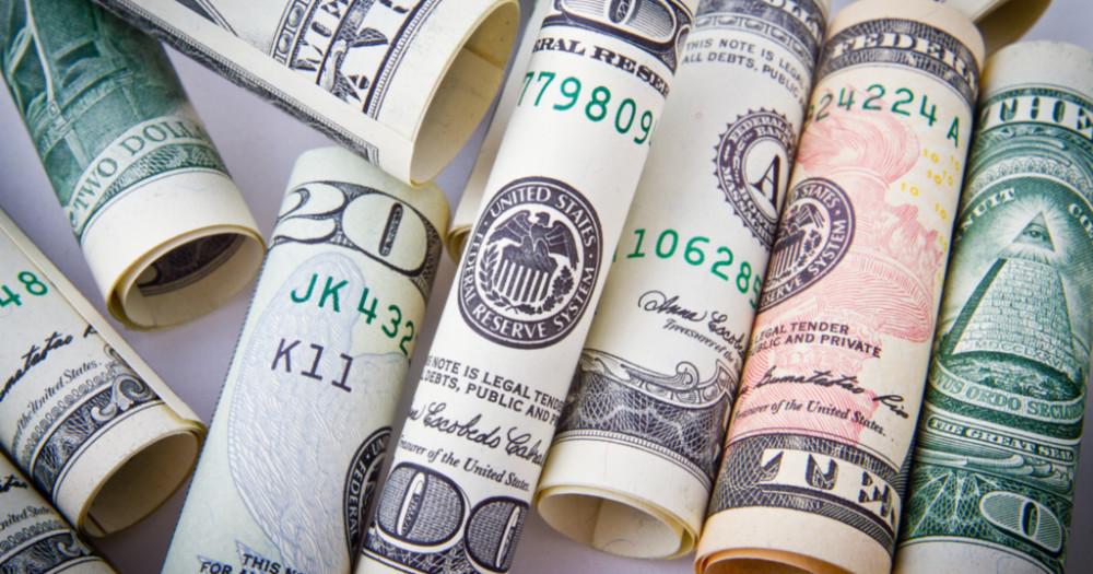 rolls of US dollars, first LGBTQ+ digital banking