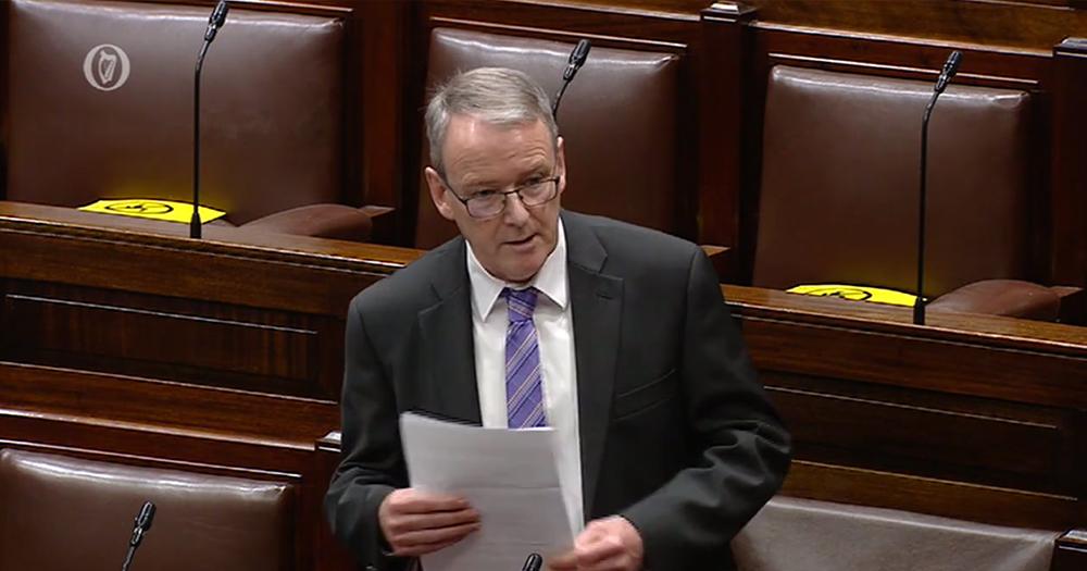 TD Dail Statement Brian Stanley