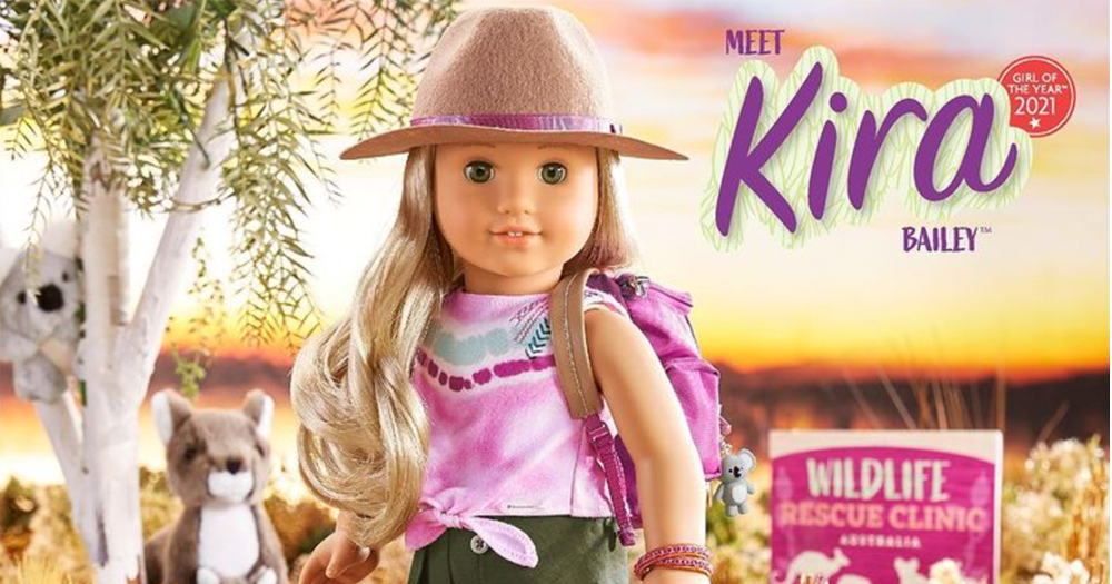 american girl doll that sparked controversy with conservative group