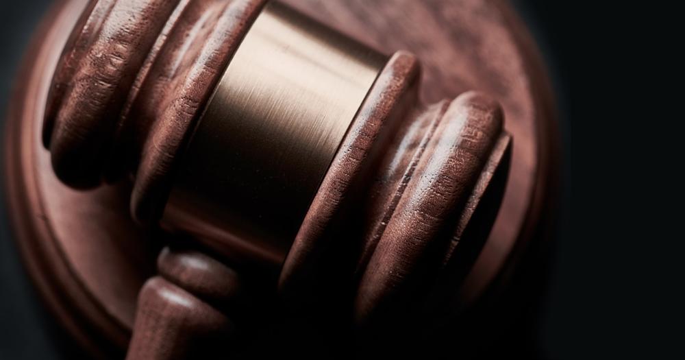 man skips jail homophobic abuse brown judges gavel