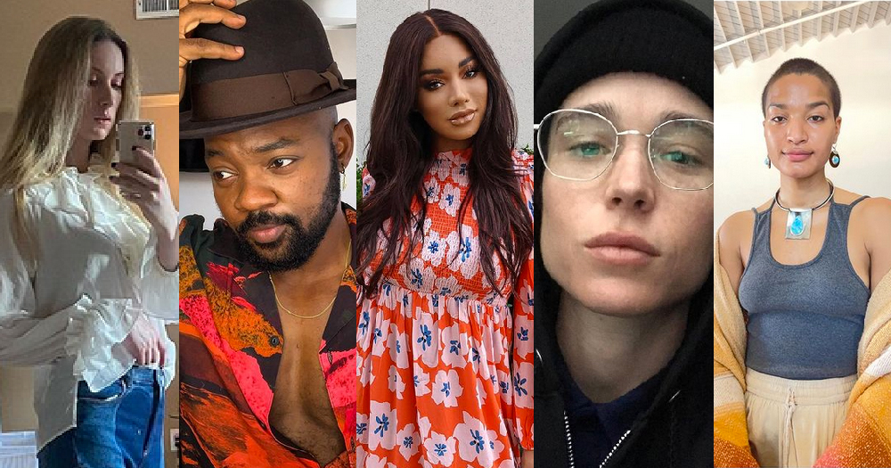 5 trans people who are breaking boundaries for representation