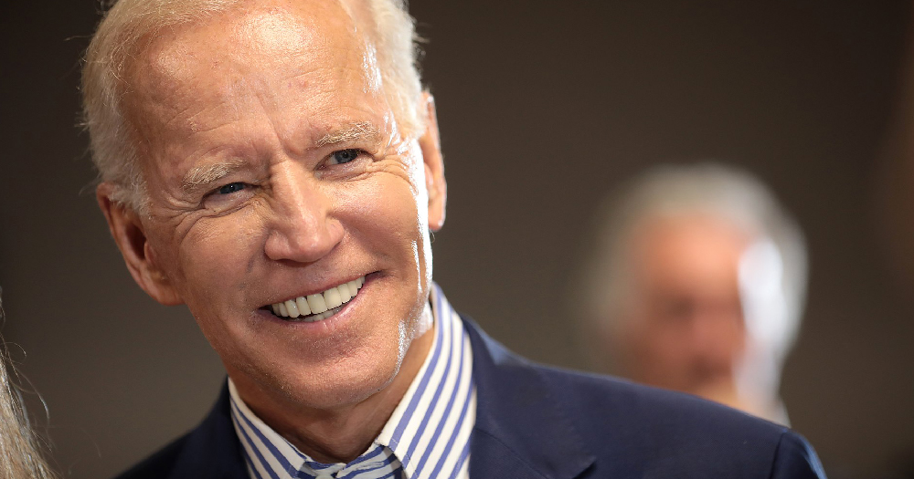 Transgender Americans: portrait of Joe Biden