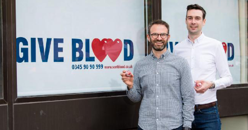 New UK blood donor rules for gay and bi men welcomed by LGBTQ+ advocacy groups